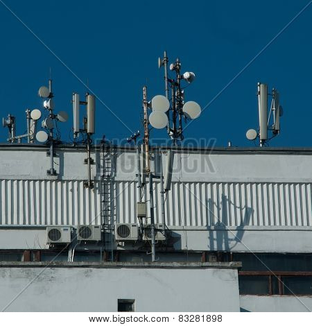 antennes GSM