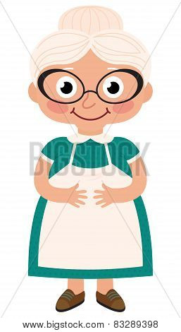 Grandmother Housewife