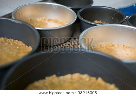 Pans With Graham Cracker Crusts