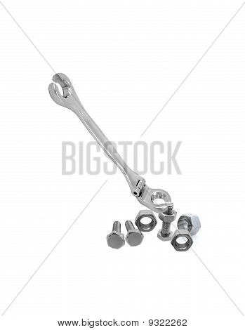 Spanner And Bolt