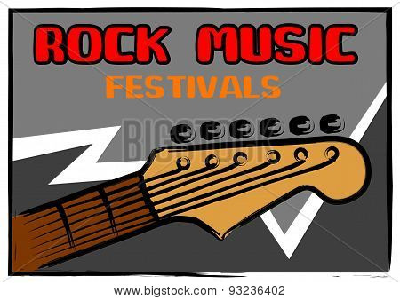 Rock music festivals
