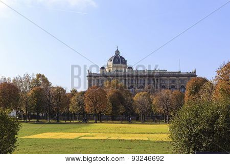 Volksgarten Vienna