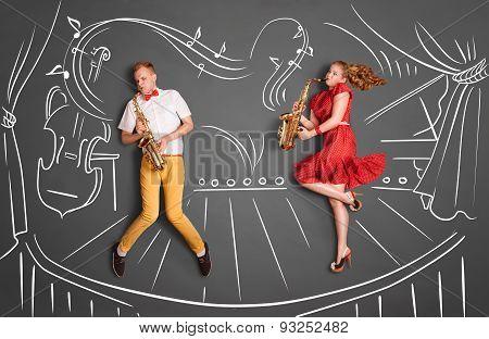 Jazz Serenade.