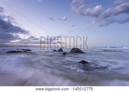Snapper Rocks Coolangatta, Gold Coast, Queensland, Australia
