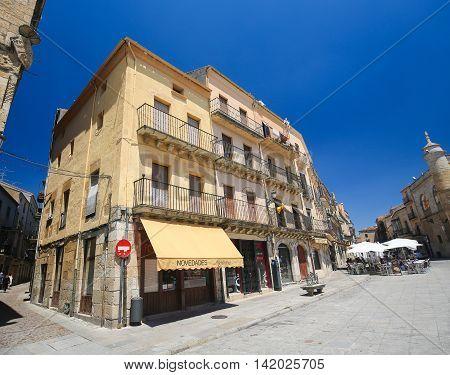 Ciudad Rodrigo - Plaza Mayor