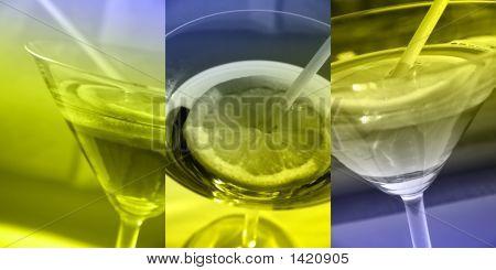 Martini Collage