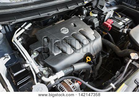 Nissan X-trail Suv Car Undersquare Engine