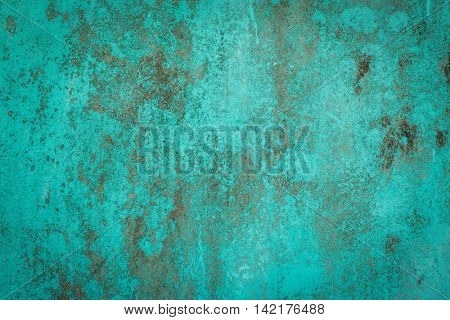 Old blue Concrete Texture