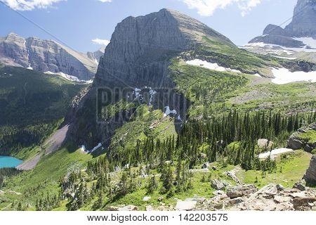 Grinnell Glacier Trail - Glacier National Park