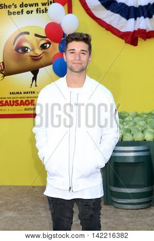 LOS ANGELES - AUG 9:  Jake Miller at the