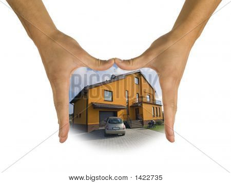 Estate, Real, House, Sales