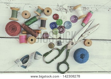 Accessories Seamstress And Needlework