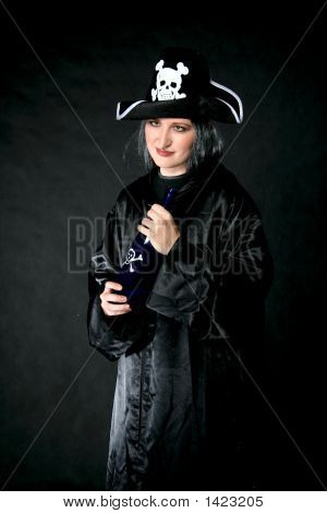 Pirate With Bottle2