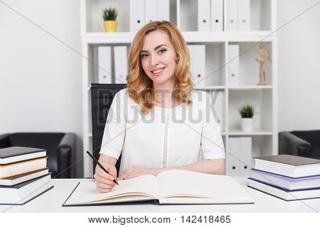 Writer At Work