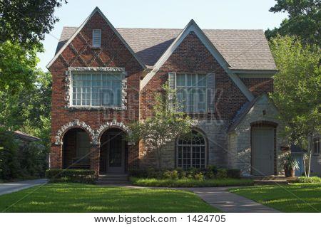 Stone And Brick Duplex