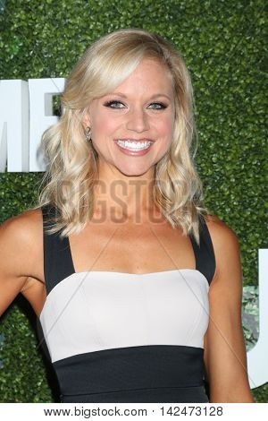 LOS ANGELES - AUG 10:  Tiffany Coyne at the CBS, CW, Showtime Summer 2016 TCA Party at the Pacific Design Center on August 10, 2016 in West Hollywood, CA
