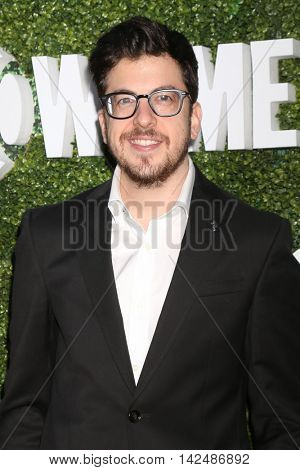 LOS ANGELES - AUG 10:  Christopher Mintz-Plasse at the CBS, CW, Showtime Summer 2016 TCA Party at the Pacific Design Center on August 10, 2016 in West Hollywood, CA