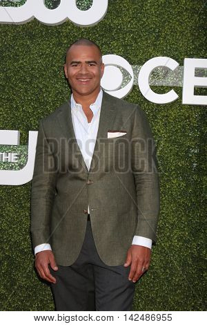 LOS ANGELES - AUG 10:  Christopher Jackson at the CBS, CW, Showtime Summer 2016 TCA Party at the Pacific Design Center on August 10, 2016 in West Hollywood, CA