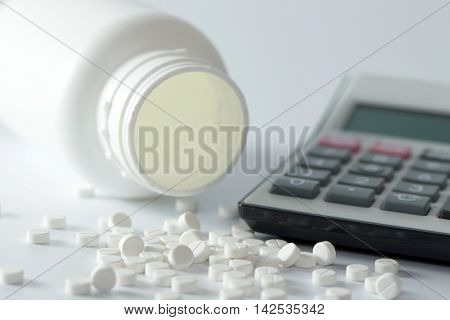 Medical Expenses Concept