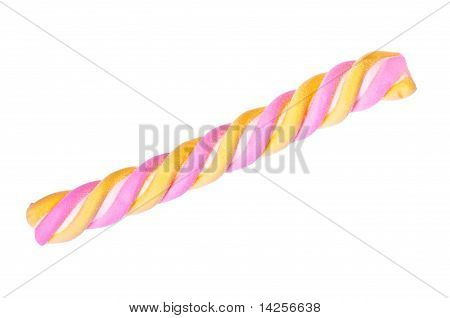 Farbige Candy-Stick