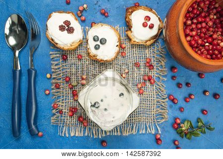 Foxberry And Cookies