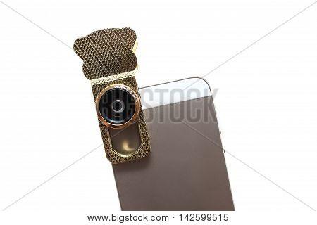 Macro Lens Phone