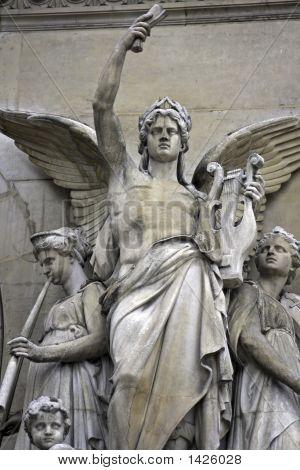Paris France Liberty
