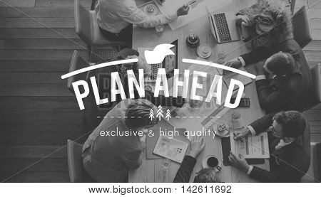 Plan Ahead Mission Objective Solution Strategy Concept