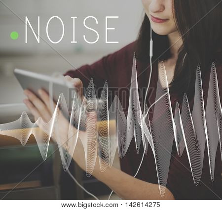 Noise Hear Loud Noisy Pain Pollution View Stress Concept