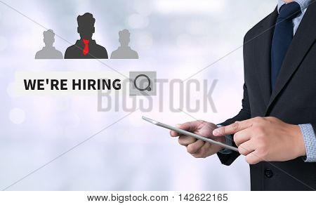 We're Hiring   Business Team