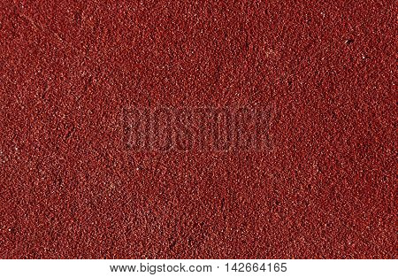 Abstract Brown Running Track Surface.
