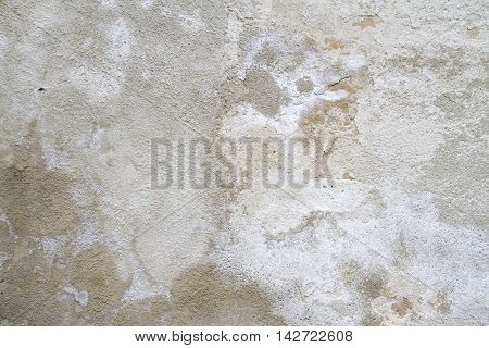 Old grunge concrete wall texture for background