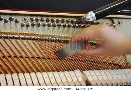 Adjusting The Tone