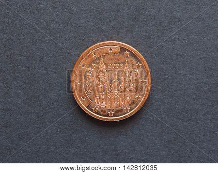 1 Euro Cent (eur) Coin