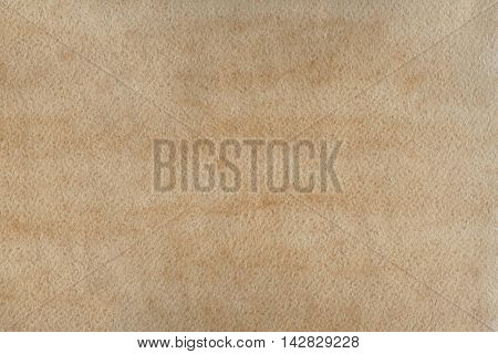 Abstract Khaki Watercolor Background