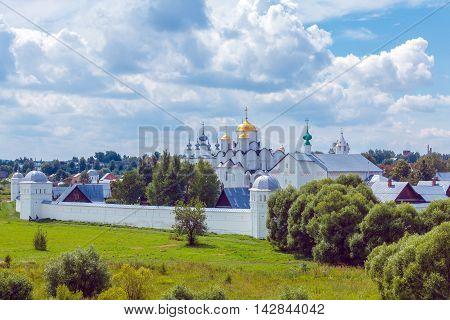 Pokrovsky Monastery, Convent Of The Intercession, Suzdal