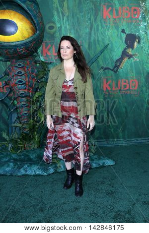 LOS ANGELES - AUG 14:  Holly Marie Combs at the