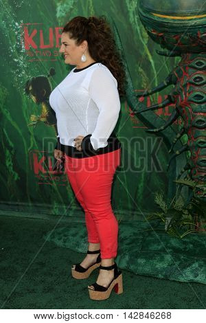LOS ANGELES - AUG 14:  Marissa Jared Winokur at the