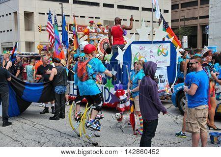 Gay Rights Parade