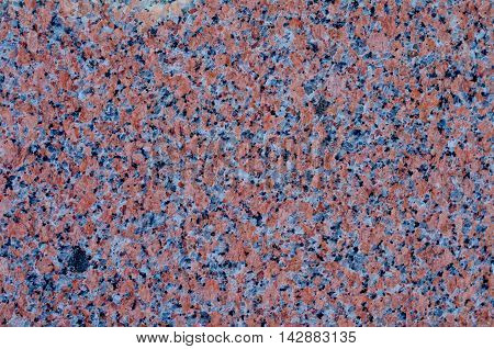 Background of brown polished granite marble stone