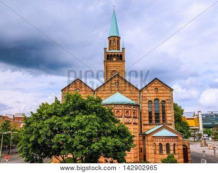 St Matthauskirche Berlin Hdr