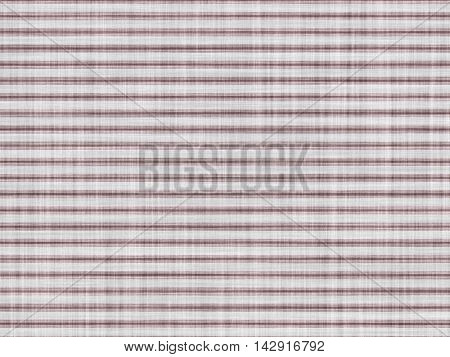 Fabric background of cotton with a simple linear pattern