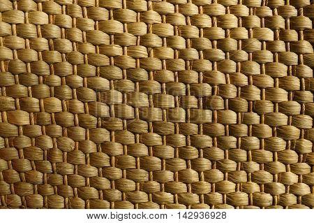 Natural Straw Texture
