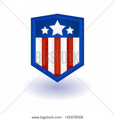 superhero logo vector photo free trial bigstock