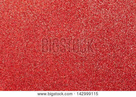 Red glitter  Christmas texture