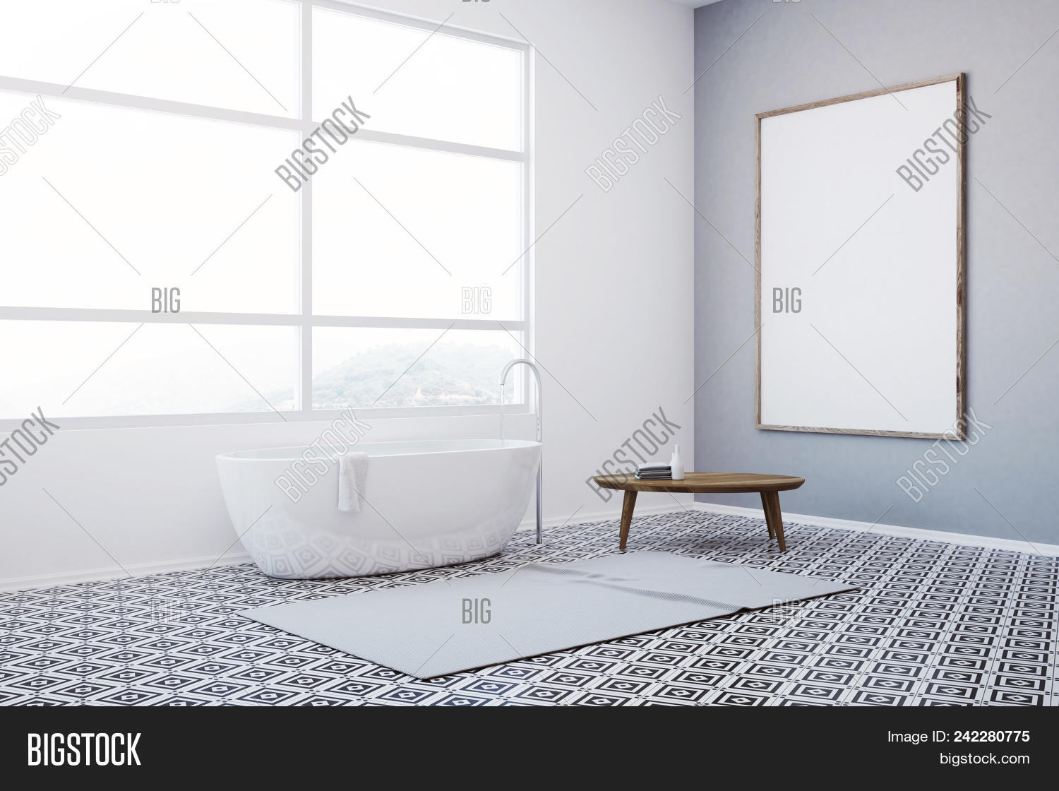 Asian Style Bathroom Image & Photo (Free Trial) | Bigstock