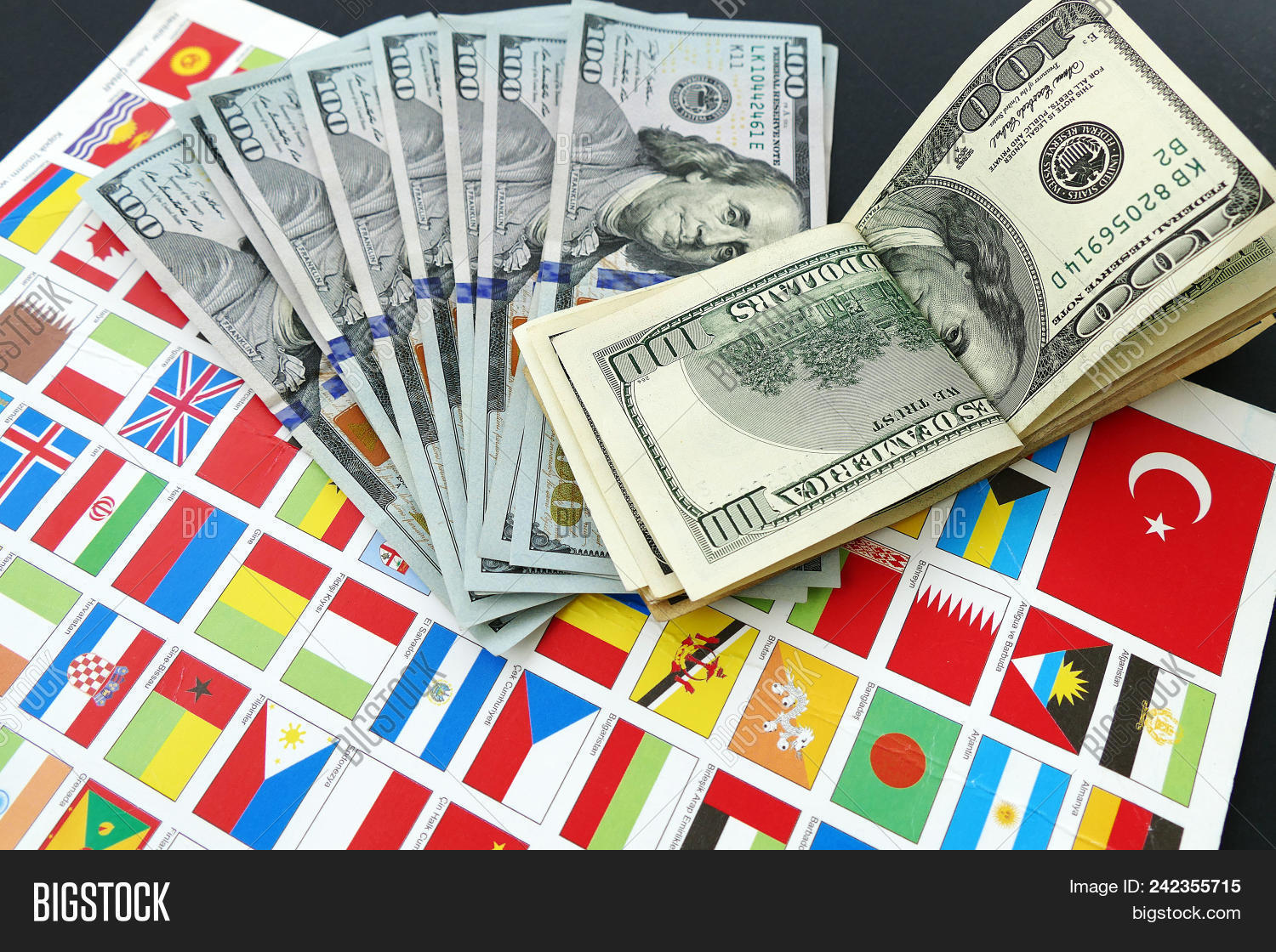 Common Currency World Image Photo Free Trial Stock