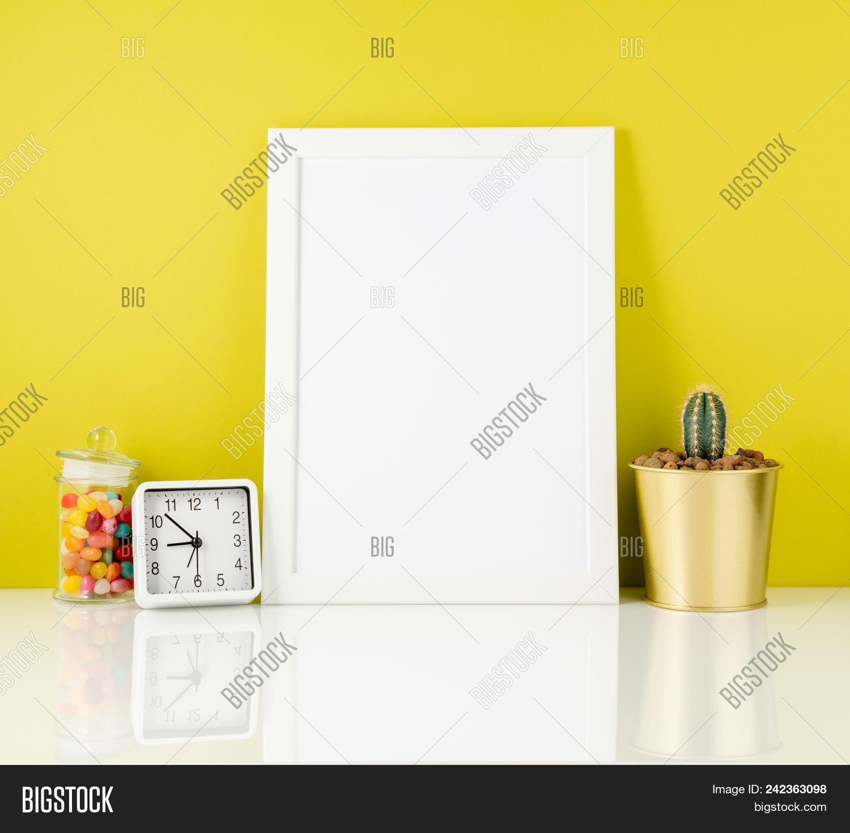 Blank White Frame, Image & Photo (Free Trial) | Bigstock