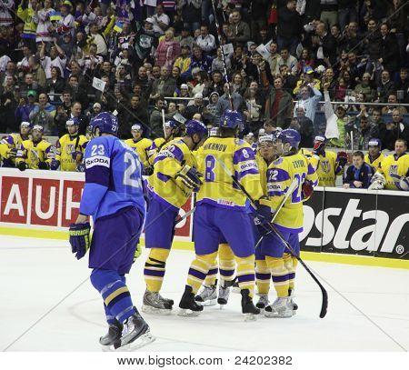 Ice-hockey. Ukraine vs Kazakhstan