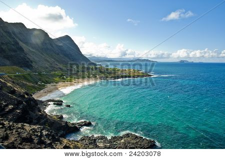 The Beauty Of The South Pacific.